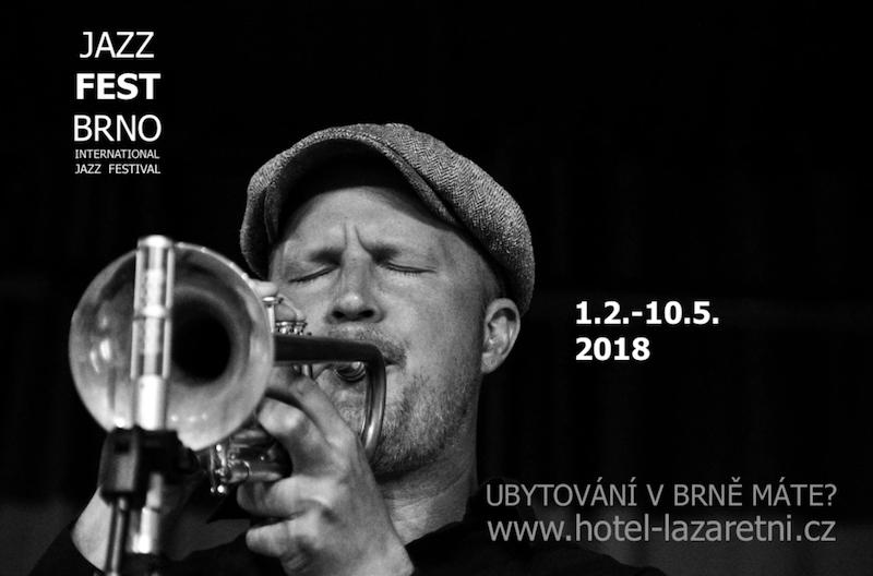 ubytovani na jazzfestberno 2018 v Brně od hotelu Lazaretní Brno